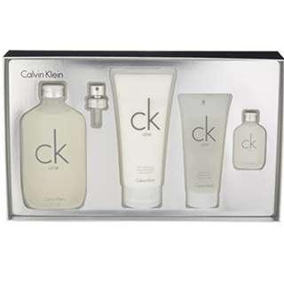 CK ONE 200ML GIFT SET
