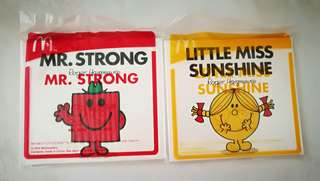 Storybook Mr Men & Little Miss