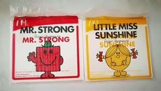 Storybook Mr Men & Little Miss