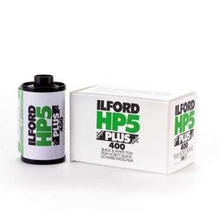 ILFORD HP5 PLUS 400 BW ( AIR STOCK ) ready stock