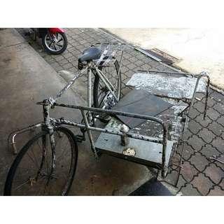 restoration of trishaws