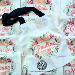 Personalized Totebags