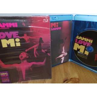 SAMMI LOVE MI Bluray