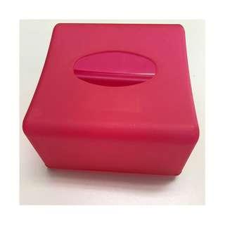 Pop up Napkin Tissue Holder (Pink)
