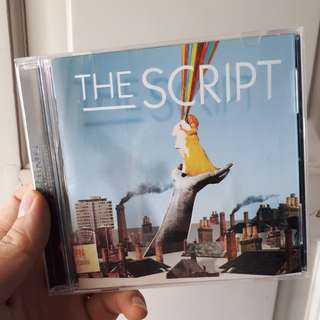 CD Musik - The Script