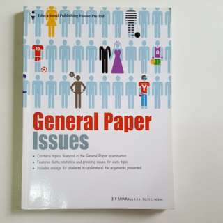 A Level General Paper Issues