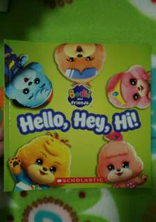 Bodhi & Friend: Hello,Hey,Hi!(Included DVD)