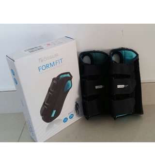 Form Fit Wrist Support