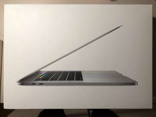 Macbook Pro 2017 15' 512GB