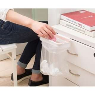 Gantungan tempat sampah plastik dapur meja kerja bentuk panda HPR172