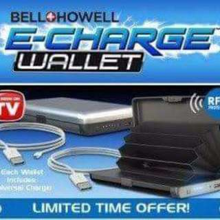 📱E-CHARGE WALLET📱