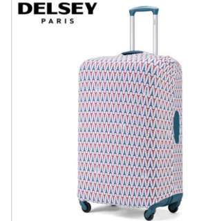 Delsey Luggage Protective Cover (Size: XL) (BN)