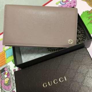 Gucci 有鍊銀包袋