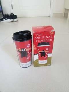 日本Kumamon 熊本熊水杯