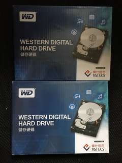 WD Blue 1TB 3.5 HDD 7200rpm