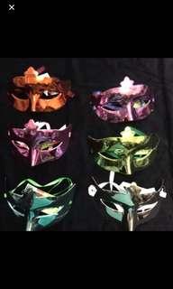 < CATZ > Masquerade Party Face Mask