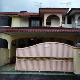[WTS] Pinji Wani 2 Storey Terrace House FREEHOLD