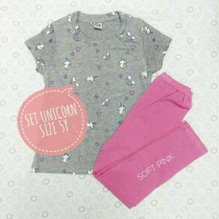 Set uniccorn (brand new)