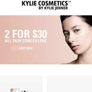 Kylie Cosmetics Spree