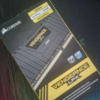 Corsair Vengeance LPX 32GB DDR4 2400Mhz (2x16)