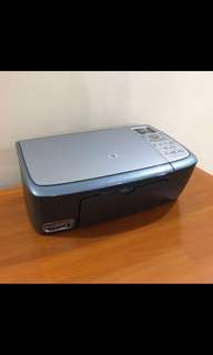 HP All In 1 Printer Scanner Copier with LCD