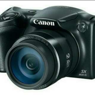 BN Canon Powershot SX400 IS Black