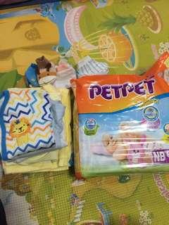 mix item for newborn