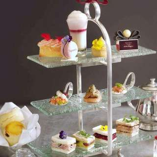 Conrad afternoon tea set for 2 persons (lobby lounge) (valid till 31/1/2019)