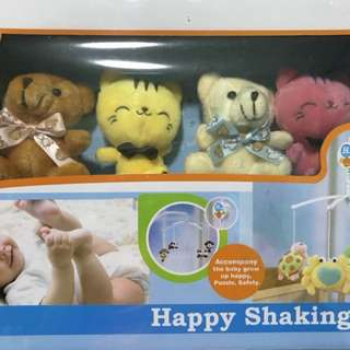 Baby cot hanging toy