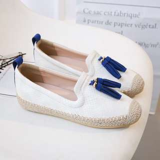 Korean Summer Tassel Shoes