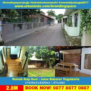 Rumah Jalan Babaran Yogyakarta