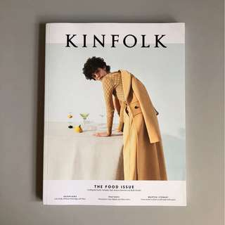 Kinfolk: The Food Issue