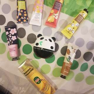Tony Moly Panda Hand Cream