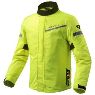 Ready Stock - Yellow Revit combi 2 Raincoat