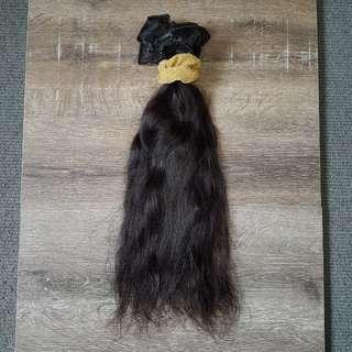 1B hair extensions