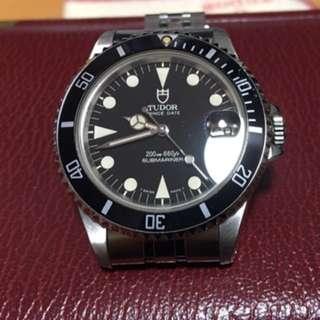 TUDOR 75190淨錶