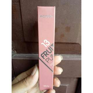 Wardah Lipcream - Fruit Punch