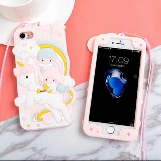 Little Twin Stars iPhone Case