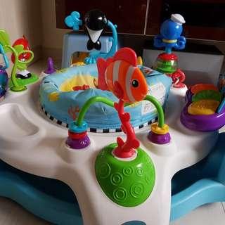 Finding Nemo Baby Rocker