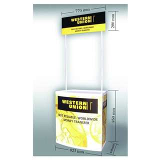 Portable Booth / Promotional Booth