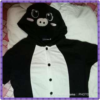 Costume (Pig) Pajama Party