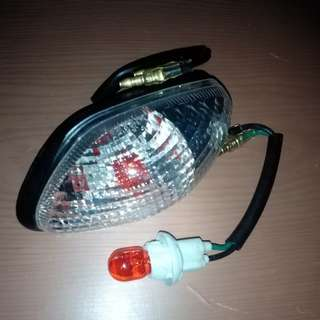 Kawasaki front side signal