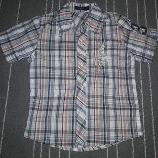 Boy Short Sleeve / Kemeja