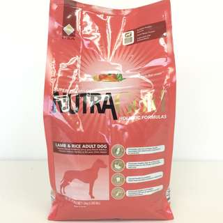 Nutragold Holistic: Lamb and Rice Dry Dog Formula