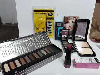 Set makeup 999
