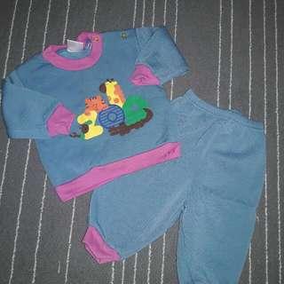 Girls Sweatshirt Set