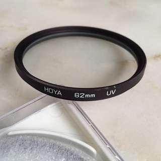 UV filter for camera lens 62mm