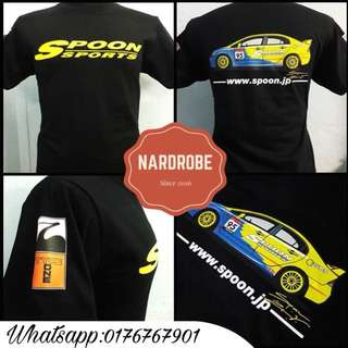 Tshirt Motorsport l T-Shirt Honda