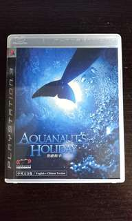 Aquanaut's Holiday for PS3