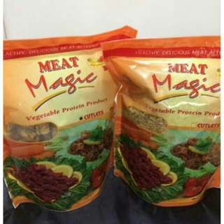 Meat Magic Cutlets and Flakes